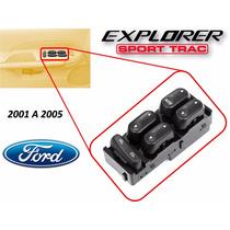 01-05 Explorer Sport Trac Control Maestro Vidrios Electricos