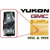 95-99 Gmc Yukon Control Vidrio Electrico Lado Derecho 2 Bot