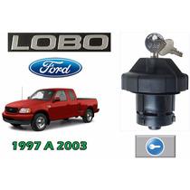 97-03 Ford Lobo Tapon De Gasolina Con Llaves