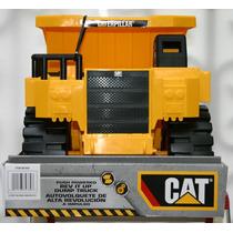 Caterpillar Camion Volteo Jumbo De Friccion Envio Gratis