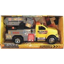 Tonka Camion Del Servicio Electrico Sonidos Luces