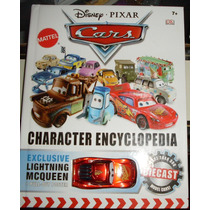 Disney Pixar Cars Enciclopedia De Personajes De Coleccion!
