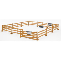 Juguetes Bruder Accessories: Pasture Fence (brown)