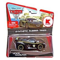 Lewis Hamilton Synthetic Rubber Tires Cars Disney Coleccion