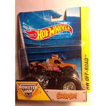 Juguetibox: Hot Wheels Monster Jam Scooby Doo 1:64
