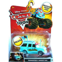 Cars Toon Tormentors Biggest Fan # 22 Monster Truck Mater