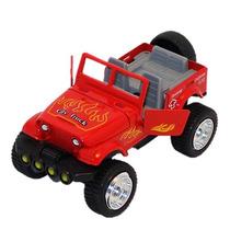 Jeep De Cuerda