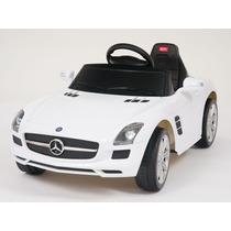 !!! Mercedes Benz Sls Amg Carro Electrico Para Niños!!!