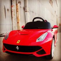!!! Ferrari F12 Berlinetta Carro Electrico Para Niños!!!