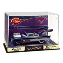 Cars Disney Ramone Custom Unique Artist Serie.