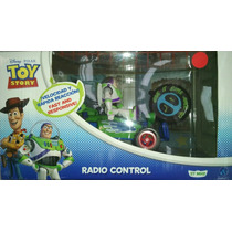 Carro Radiocontrol Toy Story Buzz Lightyer Nuevo Sellado