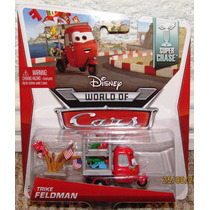 Cars Disney Trike Feldman. Super Chase. 4000 Pzs. Mundiales