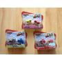 Set 3 Disney Pixar Cars Mini Adventures Holiday Navidad