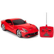 Tb Rc Carro 1/18 Scale Rc Ferrari F12 Berlinetta Radio Remot