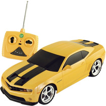 Tb Rc Carro 1/18 Scale 2011 Chevrolet Camaro Rs Ss Yellow