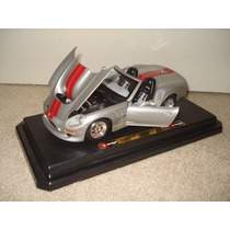 Coche Shelby Serie 1 Colección Metal Escala 1:24