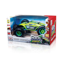 Tb Rc Carro Maisto Rock Crawler Extreme Remote Controlled