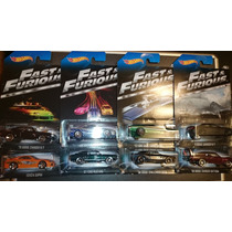 Hot Wheels Rapido Y Furioso 2014 (fast And Furious)