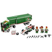 Tb Coche Lego City 60025 Grand Prix Truck Toy