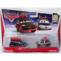 Cars Yokoza Y Chisaki Tuners 6 Y 7 De 10 Disney Pixar