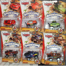 Cars Disney Mcquee. Mater. 500 Off Road. Lo + Nuevo !!!!!!