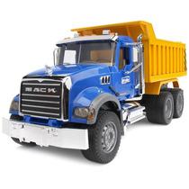 Tb Contruccion Bruder Mack Granite Dump Truck