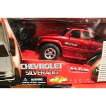 Camioneta Silverado De Radio Control Max Collectors