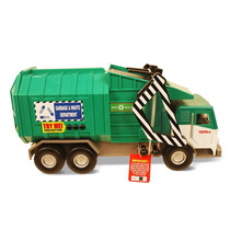Tb Construccion Tonka Mighty Motorized Garbage Truck