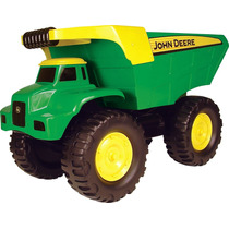Tb Construccion Ertl John Deere 21 Big Scoop Dump Truck