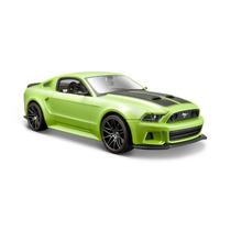 Tb Carro Maisto 2014 Ford Mustang Street Racer