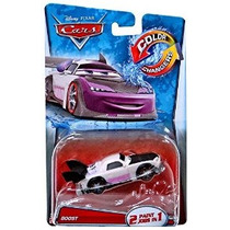 Disney / Pixar Cars Cambio De Color 01:55 Escala Boost Vehíc