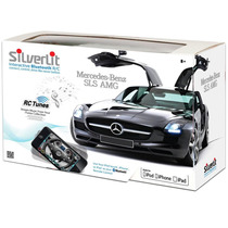 Mercedes Bocinas Bluetooth Silverlit /p Iphone Ipad Itunes