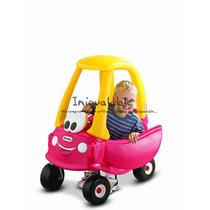 Little Tikes Carro Para Niños Rojo Cozy Coupe