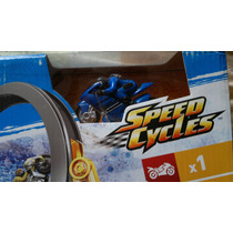 Moto Daredevil Jum Speed Cycles Hotwheels