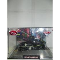 Cars Lewis Hamilton Acrilico Metal Disney Store