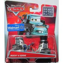 Cars Disney Toon Rocky & Eddie. Lo + Nuevo.