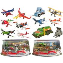 Cars Disney Planes Figurines. Lo + Nuevo.