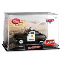 Cars Disney Sheriff. Chase. Case Acrilico.