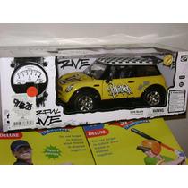 Auto De Radio Control Mini Cooper
