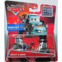 Cars Rocky Y Eddie Heavy Metal Mater Disney Pixar