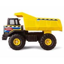 Jh Tonka Retro Classic Steel Mighty Dump Truck