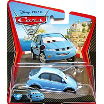 Cars Disney Nick Cartone. Blister.