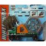 Matchbox 60 Aniversario Trailer Caged Cargo Mamut