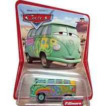 Cars Disney Fillmore. Desert Card. 1ra. Edicion.