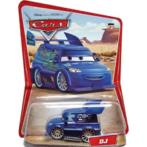 Cars Disney Dj. Desert Card. 1ra. Edicion.