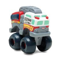 Mi Primer Tonka Mini Wobble Fire Truck Ruedas