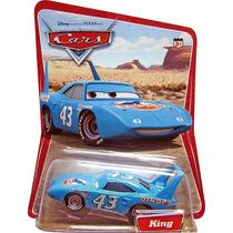 Cars Disney The King. Desert Card. 1ra. Edicion