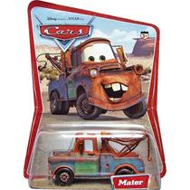 Cars Disney Mater. Desert Card. 1ra. Edicion