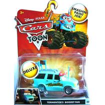 Cars Disney Tormentors Biggest Fan. Toon. Mega Size.