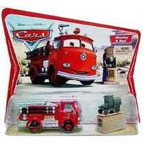 Cars Disney Red & Stanley. Desert Card. 1ra. Edicion
